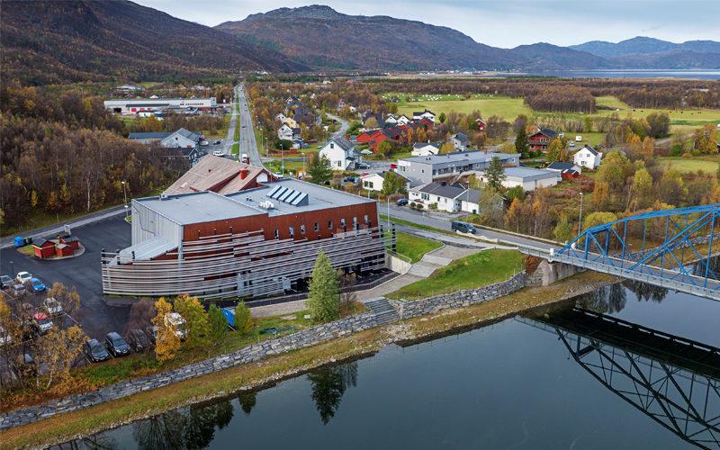 40 åringen: Nord-Troms museum