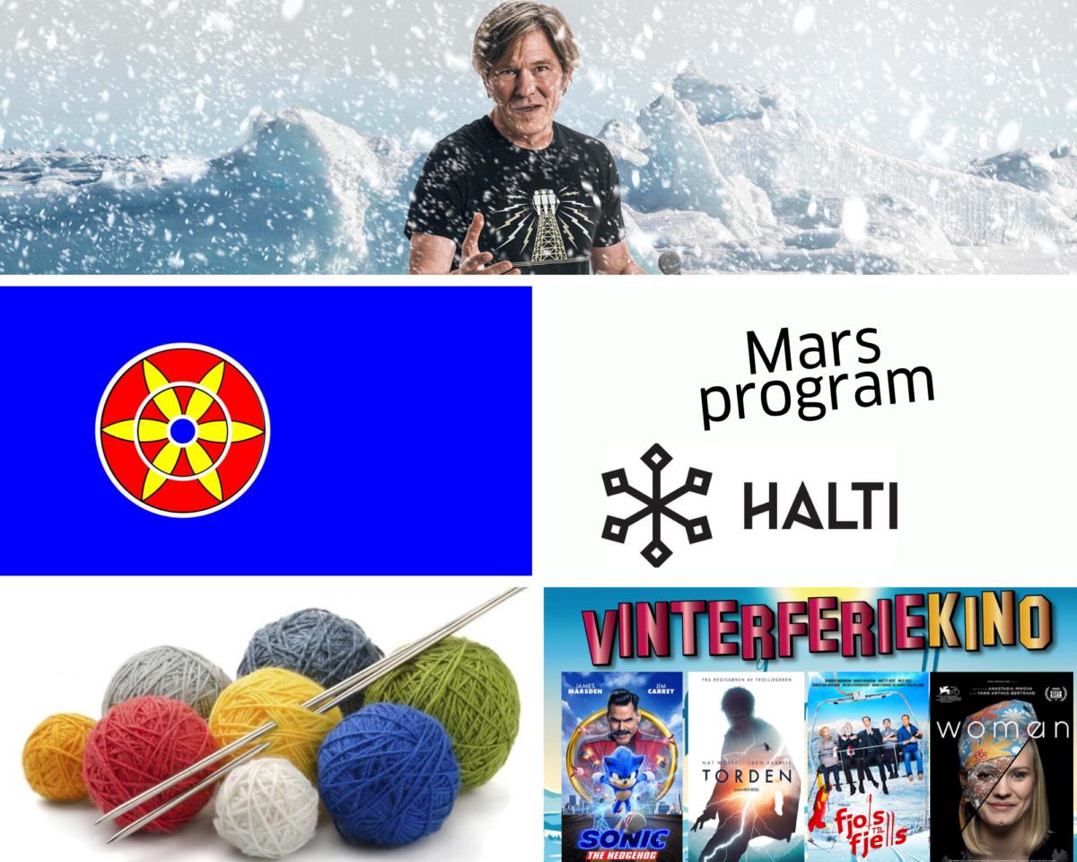 Mars på Halti